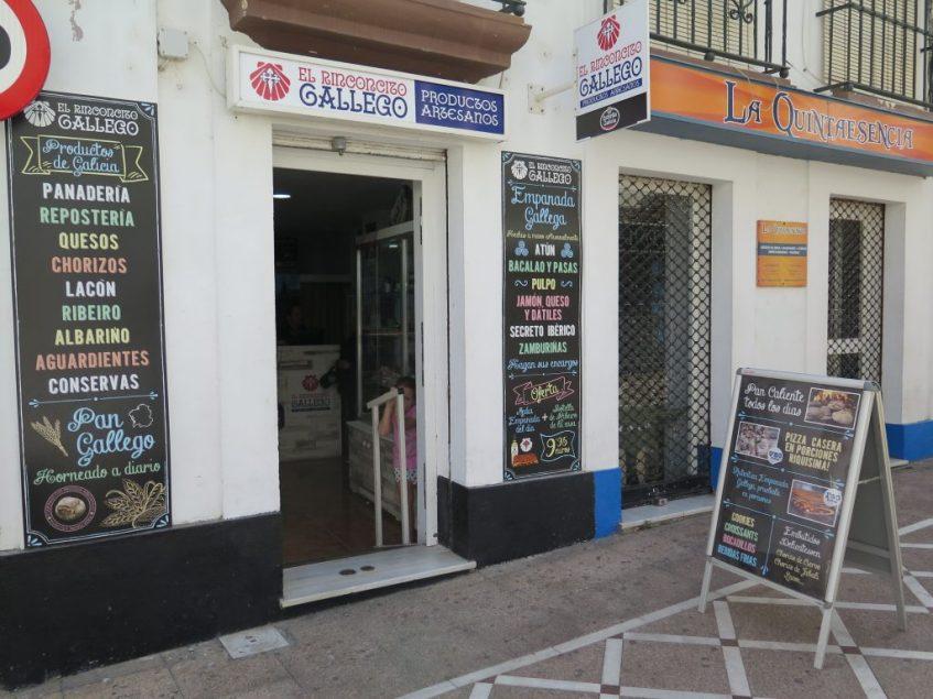 Exterior de la tienda. Foto: Cosas de Comé.