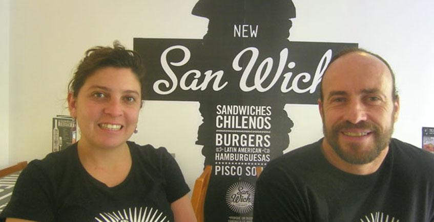 San Wich, el establecimiento de comida callejera chilena se traslada al centro de Cádiz