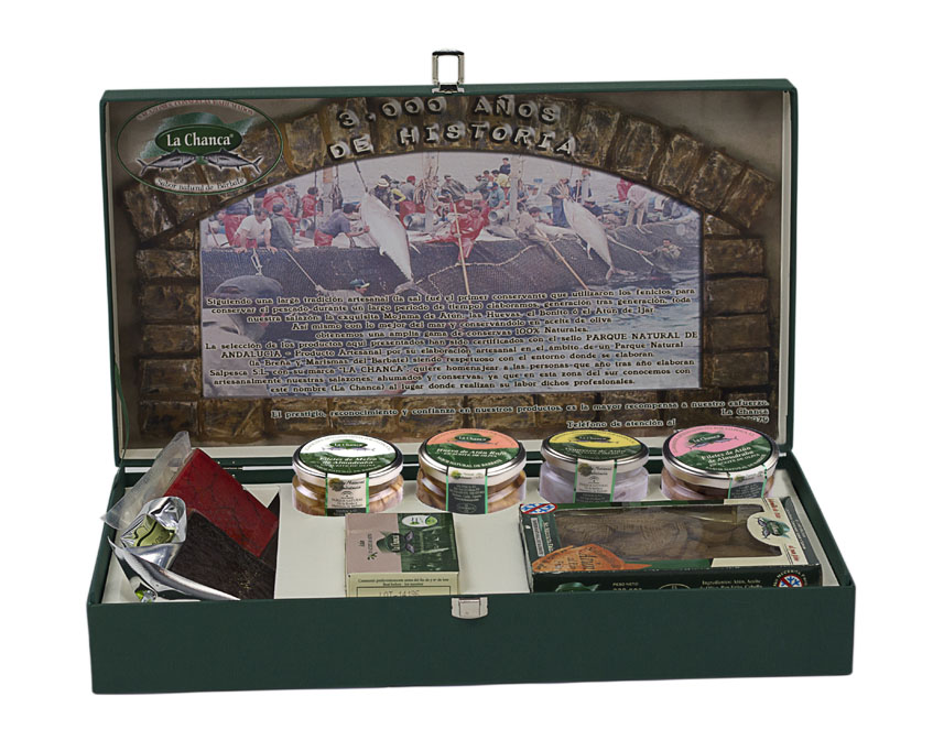 Caja verde La Chanca