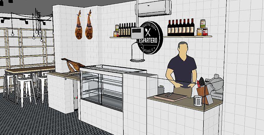 El Espartero de Jerez abrirá una tienda gastronómica en Plateros