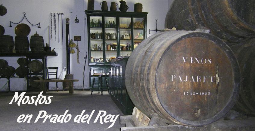 Mostos en Prado del Rey