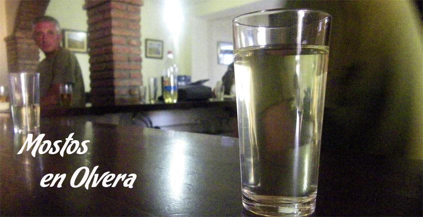 Mostos en Olvera