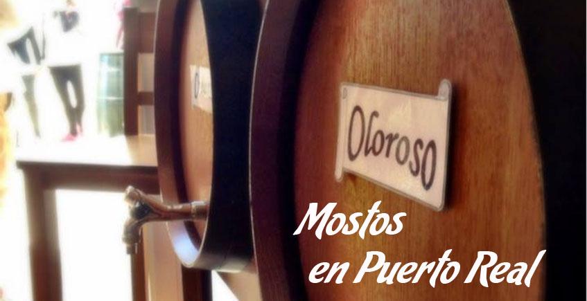 Mostos en Puerto Real