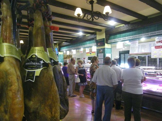 La tienda de Montesierra en Jerez. Foto: Cosasdecome