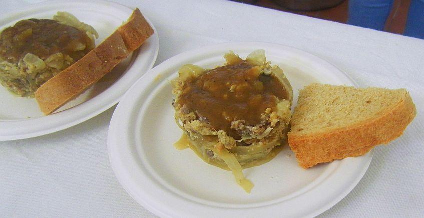 Un burrito, mejor tapa de Conejo de la Fiesta de Paterna