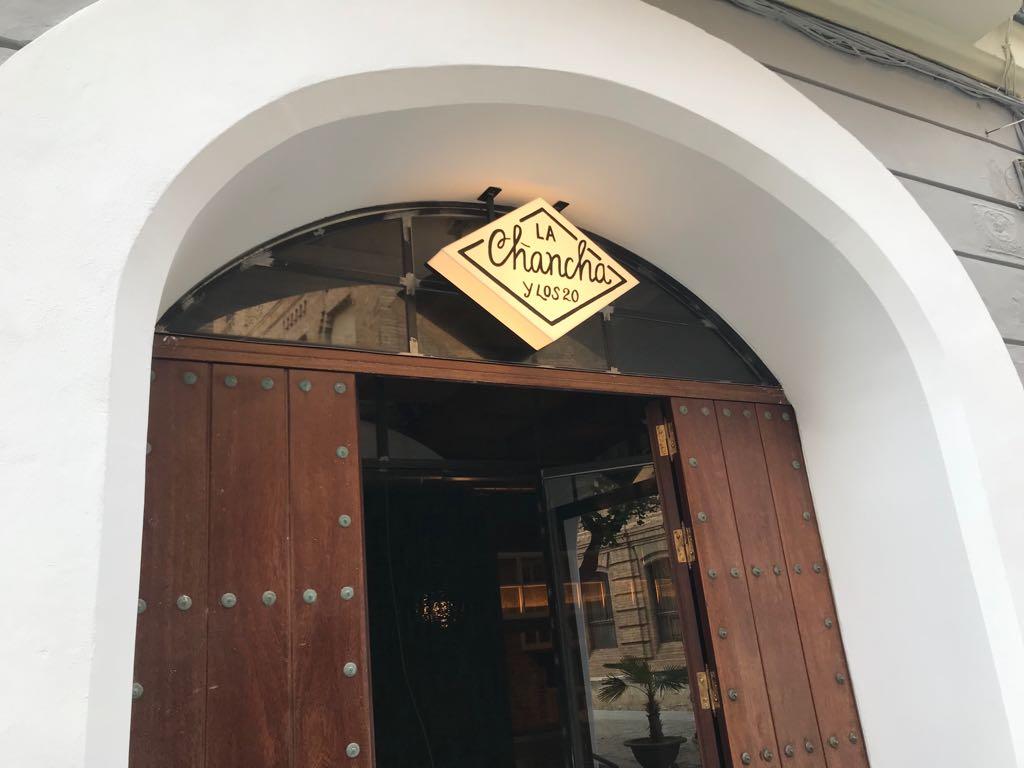 La fachada de La Chancha... Fotos cedidas por el establecimiento.