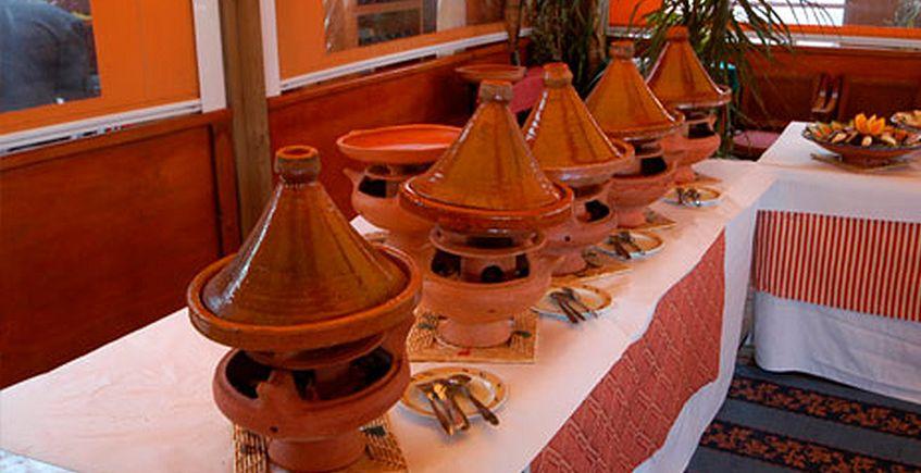 Del 8 al 11 de noviembre. Campamento (San Roque). Jornadas Marroquíes