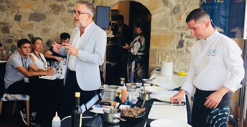 Cádiz quiere conquistar al País Vasco por el estómago