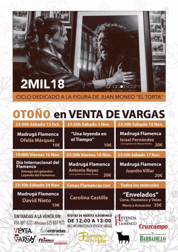 programa otoño 2018