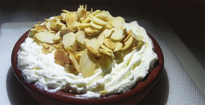 La tarta de queso de El Anón. Foto: Cosasdecome