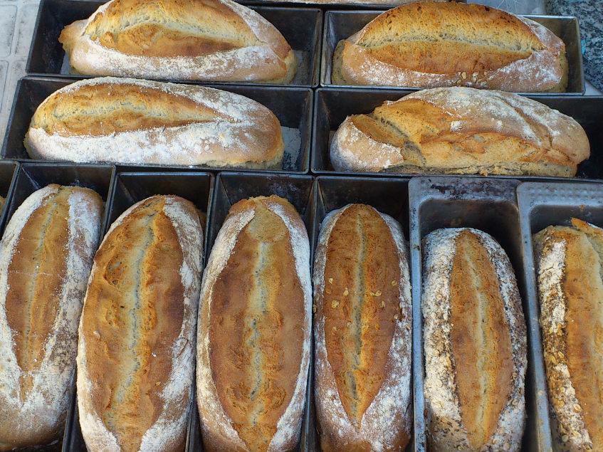 Panes de Alpanpan. Foto: Cedida por el establecimiento.