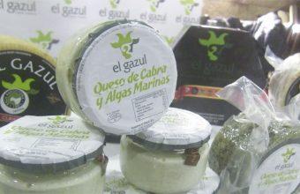 Las cremas de queso de El Gazul. Foto: Cosasdecome