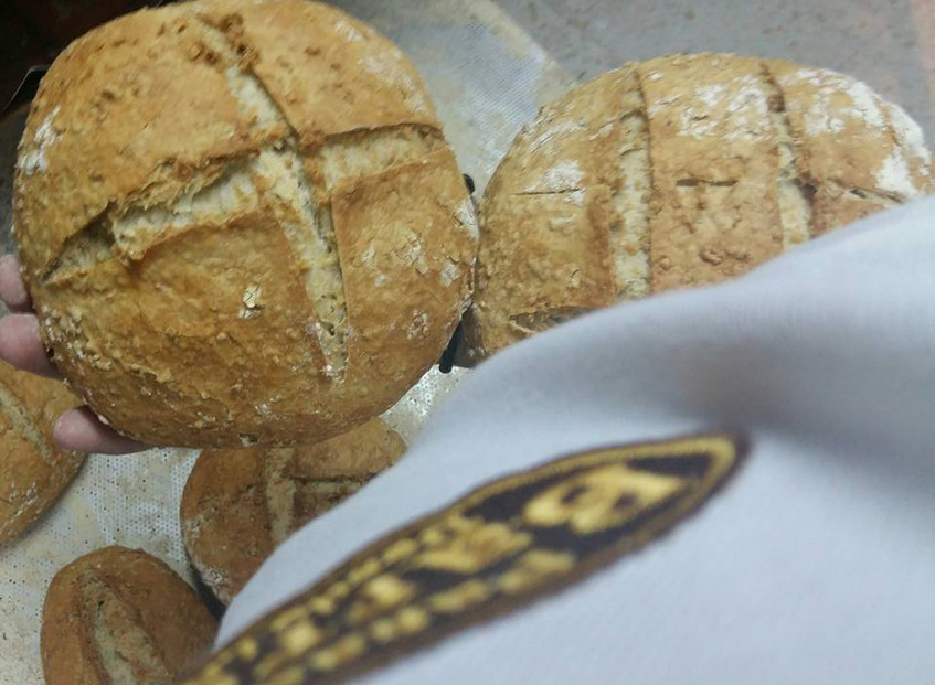 Panes de el horno de Juan. Foto: Cedida por la panadería.