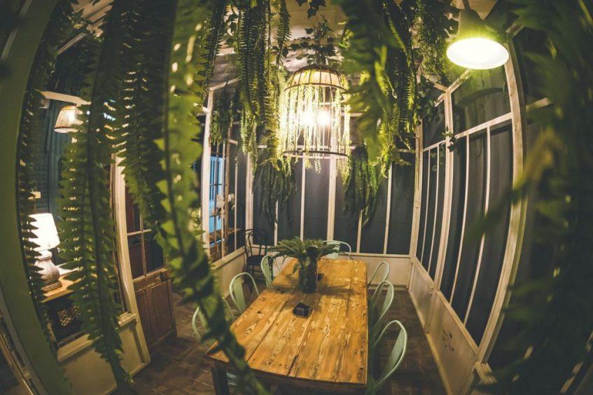Ambientación de Clandestino Rota. Foto cedida por el establecimiento.