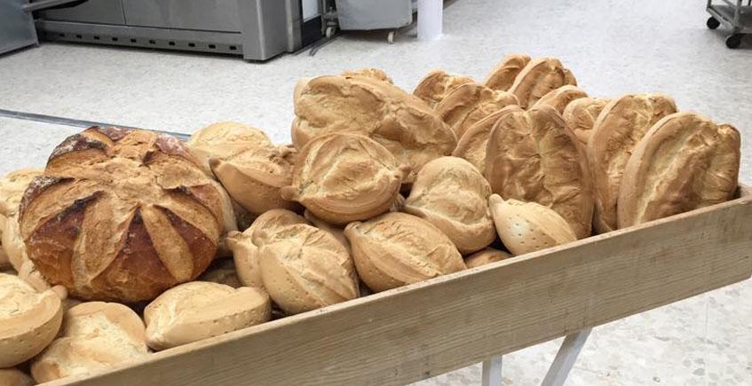Surtido de panes de la panadería de Isabel Fuentes. Foto: Cedida por el esatblecimiento