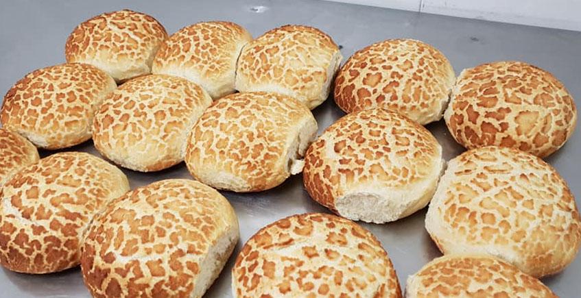 """El pan """"de jirafa"""" uno de las especialidades de Canela y Trigo. Foto: Cedida por el establecimiento"""