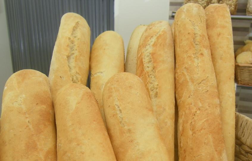 Pan al estilo francés de Selva Dulce. Foto: Cosasdecome