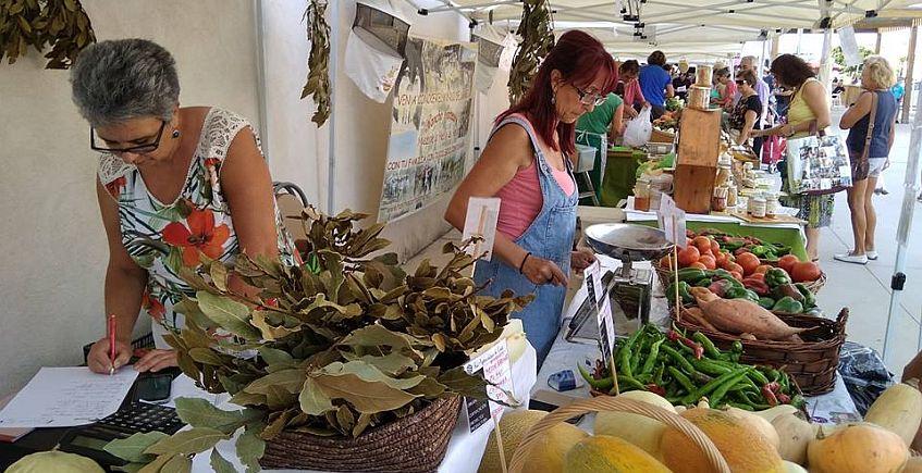 Ecomercado en Los Toruños