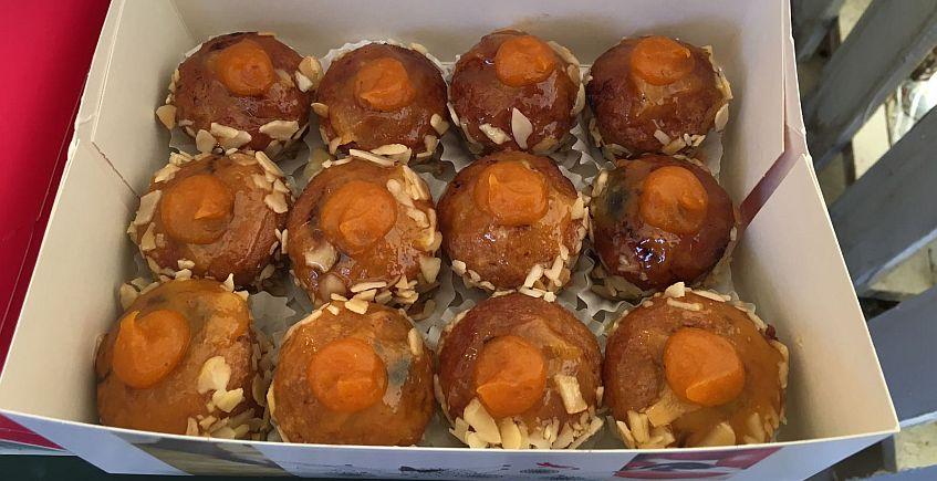 Los mayetitos ya están disponibles en las pastelerías de Rota
