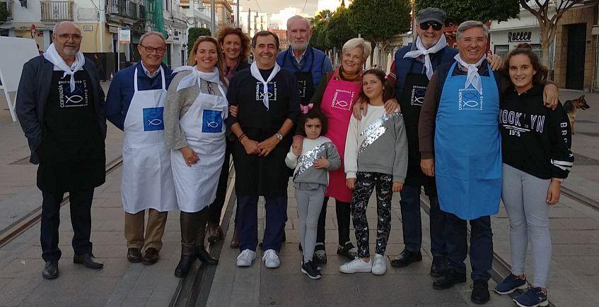 La cofradía Los Esteros, premio Al-Andalus de Gastronomía 2018
