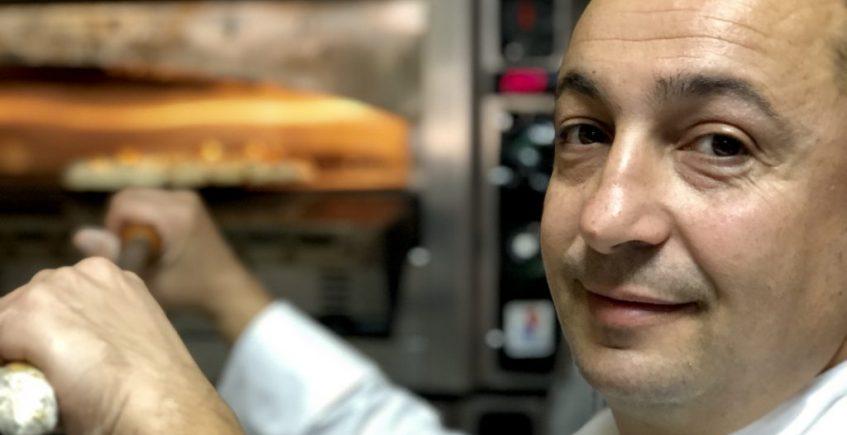 Antonio Lombardo, el alquimista de la pizza perfecta