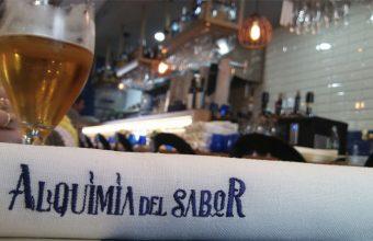 Alquimia de sabor, el lema de La Barra de Rosario de Conil. Foto: Cosasdecome
