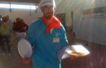 La fiesta concurso de cocina y mosto de Trebujena (garbanzos como conejo), el 1 de diciembre