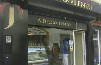 Vista exterior de la tienda de A Fuego Lento en Jerez. Foto: Cosasdecome