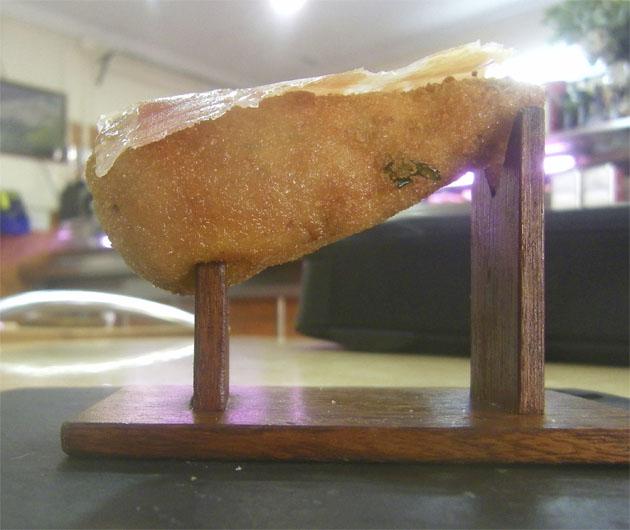 croqueta de jamon