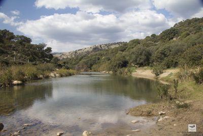 El Hozgarganta. Foto del Ayuntamiento de Jimena.