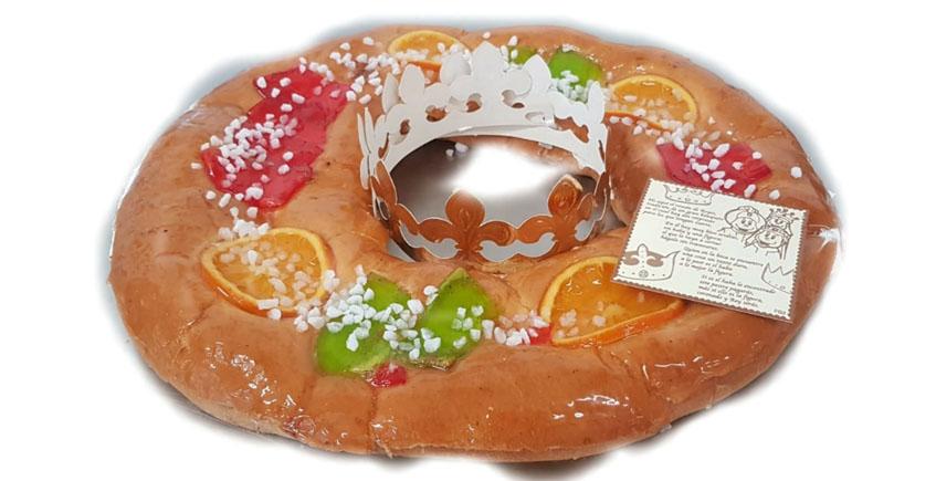 El roscón de Reyes de Don Pan