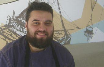 El cocinero Juan Viú. Foto: Cosasdecome