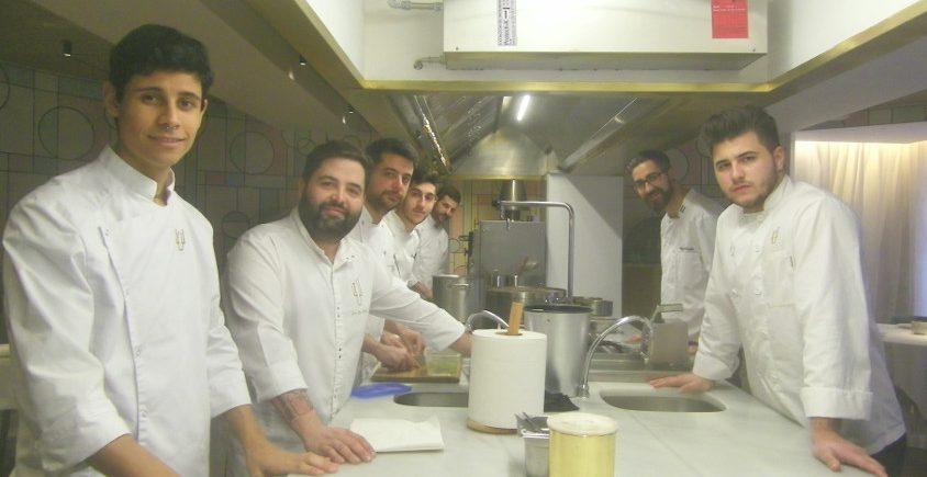 Así es por dentro el nuevo Lu Cocina y Alma de Jerez