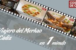 El Viajero del Merkao, en un minuto