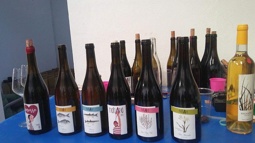 Los vinos isleños