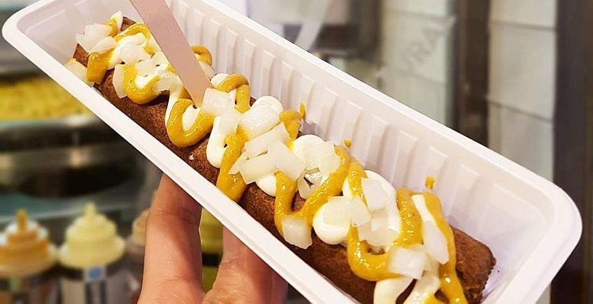 De las patatas al frinkandel: más platos para un Frityes más grande