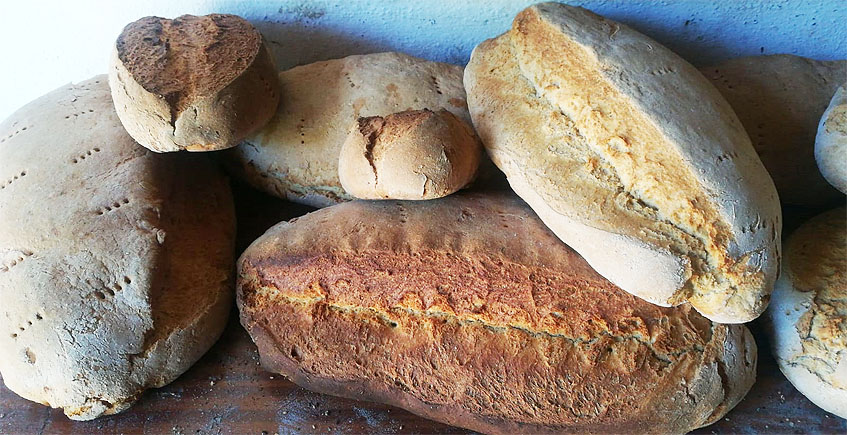 La venta que amasa pan