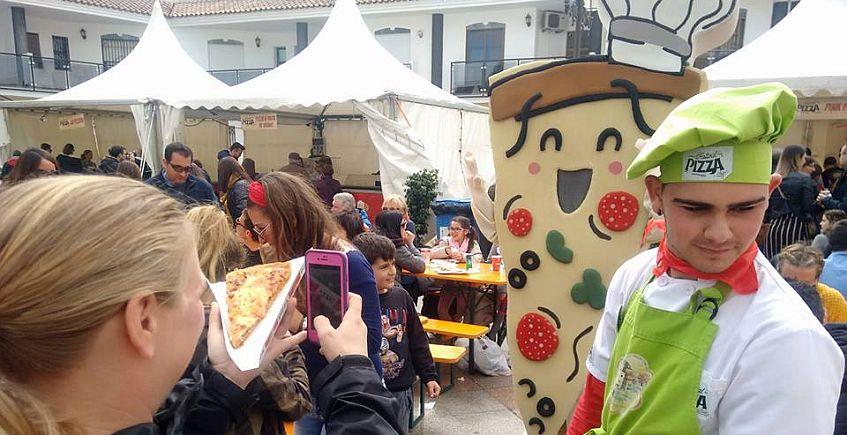El II Festival de la Pizza de Rota se celebrará en abril en una nueva ubicación