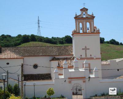 El santuario. Foto del Ayuntamiento de Jimena.
