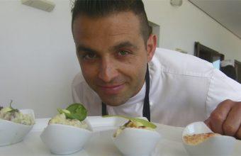 El cocinero José Luis García Vega. Foto: Cosasdecome