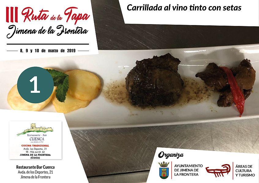 Tapa 1 Restaurante Cuenca