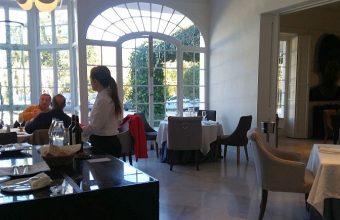 Comida de los ganadores del Chef Sierra de Cádiz en Universo Santi de Jerez el 6 de junio