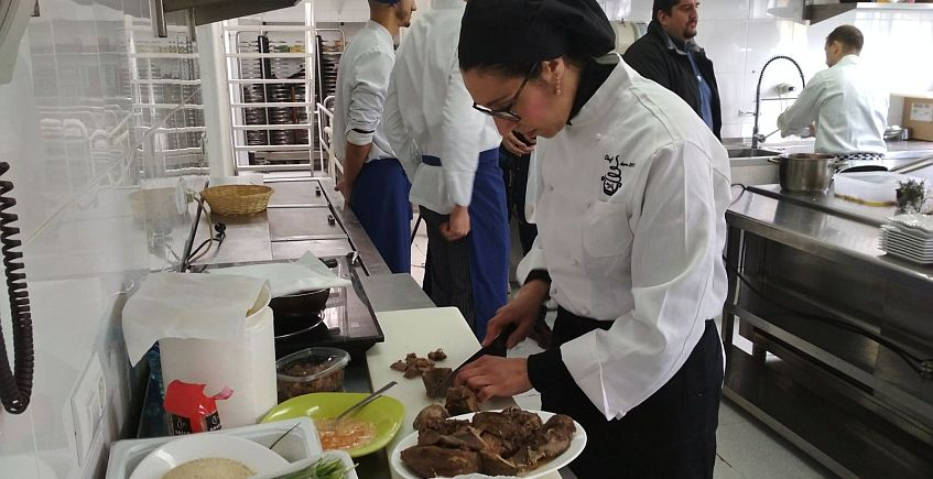 Récord de participación en la tercera edición del concurso Chef Sierra de Cádiz
