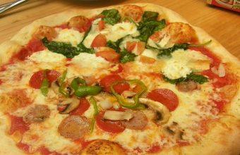 Las pizzas al estilo neoyorquino de Slice