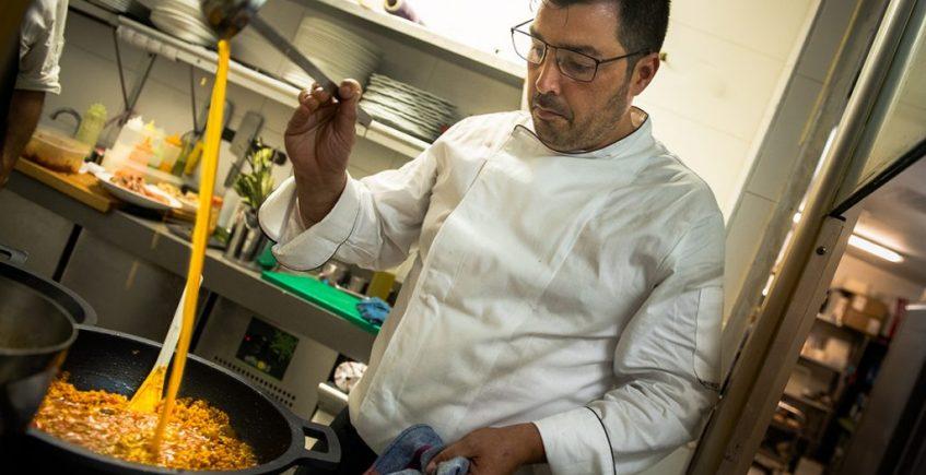 La carta del Restaurante A Mar de Jerez