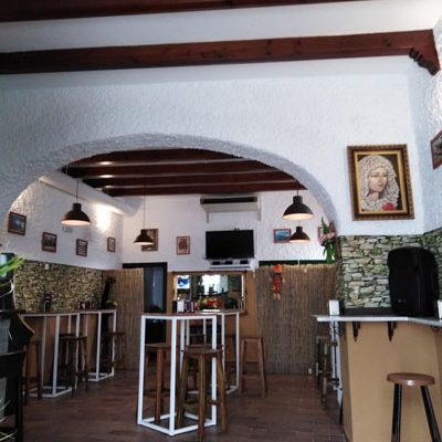 Vista interior de El Patio La Manuela. Foto. Cedida por el establecimiento