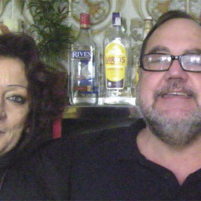 Manuela Bernal y Antonio Maña