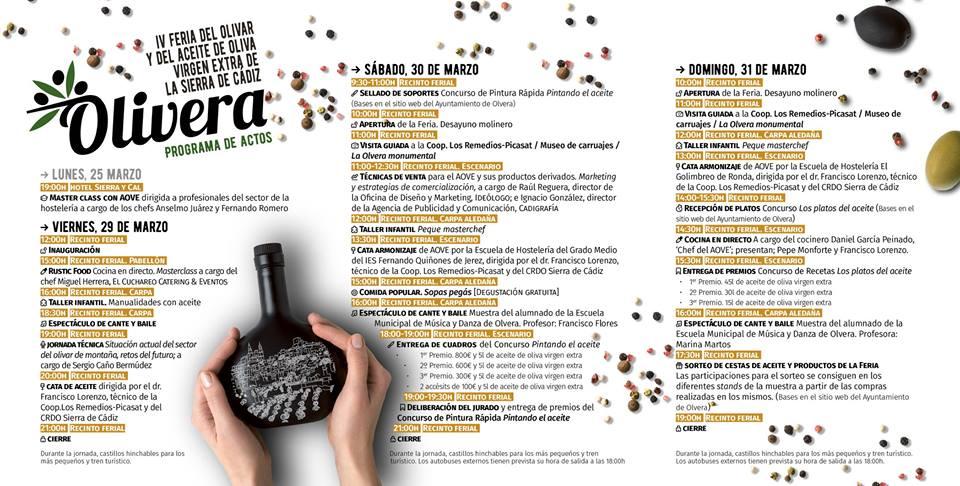 olivera 2019 programa