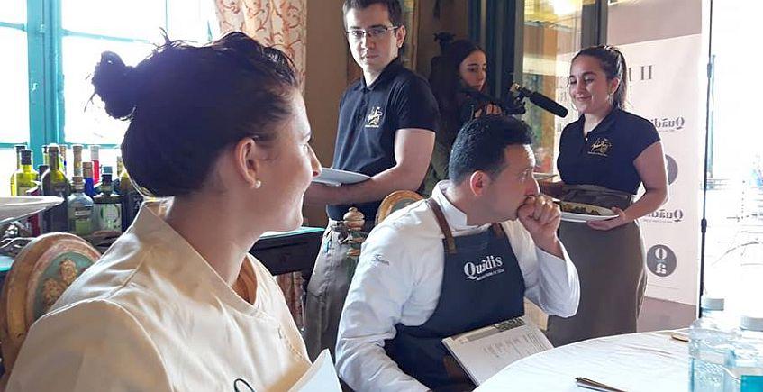 Seis cocineros se enfrentarán el 2 de abril por el título Chef Sierra de Cádiz