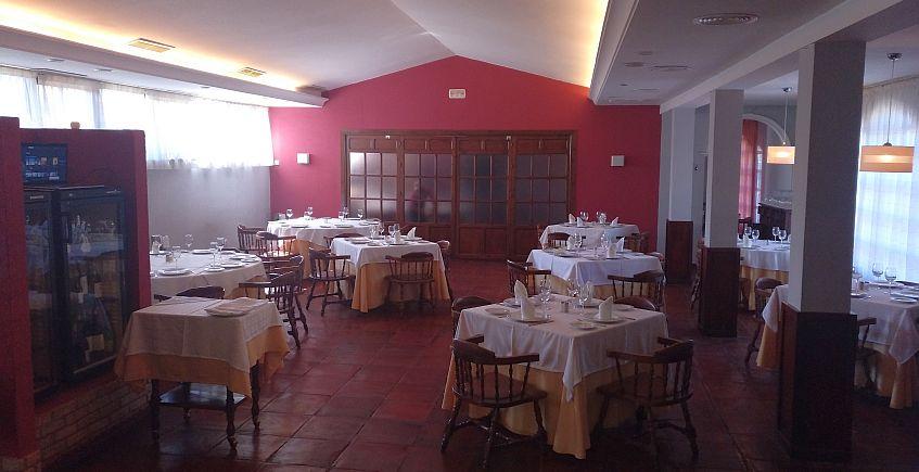 Interior del Restaurante Oliva. Todas las fotos han sido cedidas por el establecimiento.